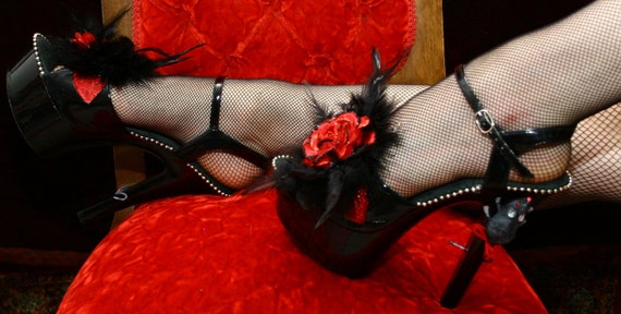 Black Rats, Red Roses and Feathers
