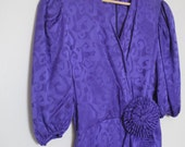 Adrianna (Purple Prize Dress)