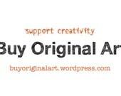 Buy Original Art Bumper Stickers