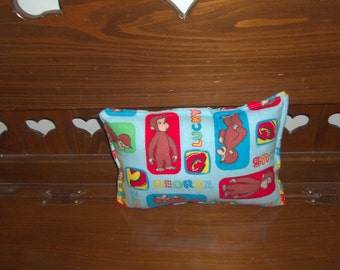 Curious George Pillow