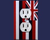 Hawaiian Flag Outlet - Switch Plate