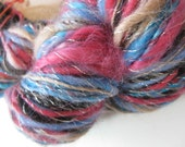 RESERVED Retro Pin Up Art Yarn