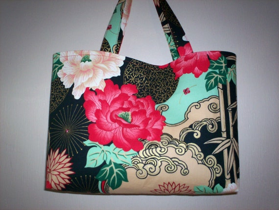 CinJas Large Tote Bag
