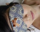 Soft Satin Sleep Eye Mask\/style CHIGUSA