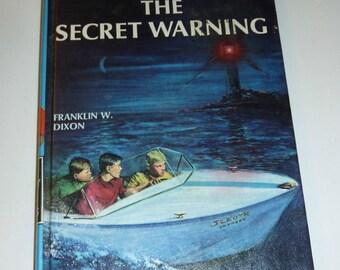 Hardy Boys The Secret Warning Book