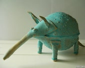 Quirky ceramic animal