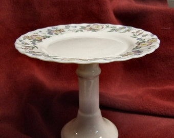 Spring Is In The Air......Pedestal Serving Plate