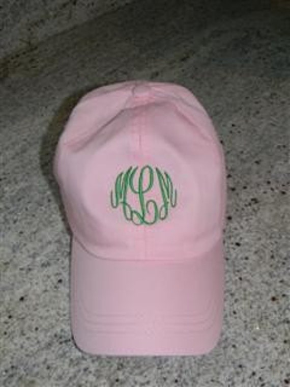 Personalized Baseball Hat/Cap