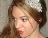 Bridal Headpiece, Rhinestone Headband, Bridal Accessories- ELLE, Wedding Headpiece, weddings, Hair Accessory, Bridal Accessories,