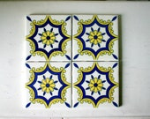 Vintage Salvaged Mediterranean Tiles