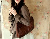 The Perfect Patina Vintage Leather Bag