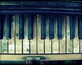 Abandon Piano - Fine Art Photography Print