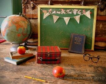 Home School 8x10 Glossy Print