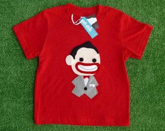Kawaii Pee Wee Herman-ish Toddler T-Shirt