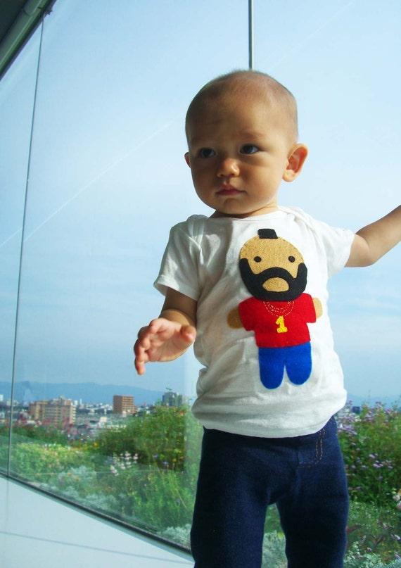 Mr. T Toddler T-Shirt