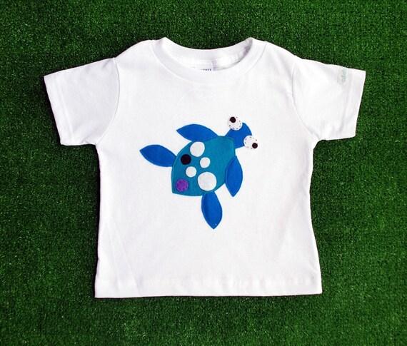 HAWAII COLLECTION - Honu/Sea Turtle Toddler T-Shirt