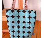Spotty Toddler Tote