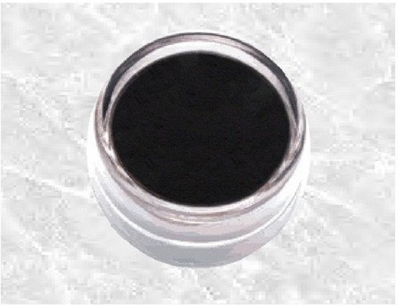 Mineral black Eyeliner SOFT BLACK matte charcoal gray grey eye shadow long wear Mineral Makeup Cosmetics Sifter TiaraLx Minerals Full Size