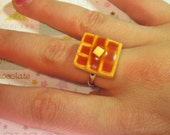 SCENTED Original Waffle Ring