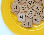 1953 Scrabble Tiles - Set of 20