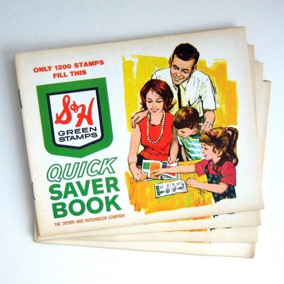 4 Stamp Saver Books - Unused