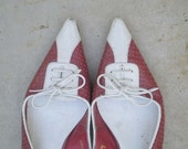Vintage Slingback Kitten Heels at AcornsVintage
