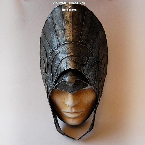 Warrior sorcerer Mask 2