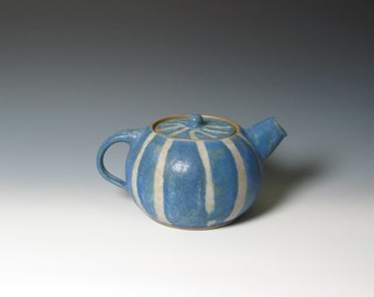 Cool waters teapot
