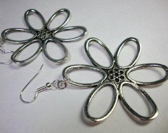 California Dreaming Flower Earrings