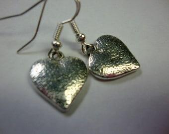 Just a Little Heart Earrings