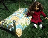Baby Doll Rag Quilt with Meadowsweet Fabric Collection