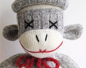 Mister Sockmonkey Handmade Original