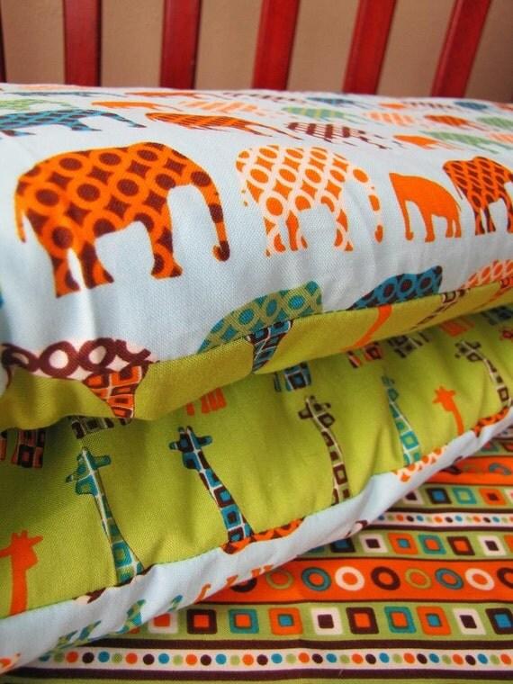Little Circus Crib Bedding