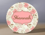 Bridesmaid Gift | Personalized Pocket Mirror | Maid of Honor Gift | Wedding Party Gift | Bridal Shower Favor