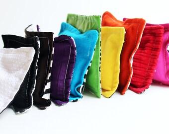 Sensory Bags - A Montessori Inspired, Sensory Bean Bag Experience