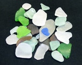 SEAGLASS - 30 pc ASSORTED