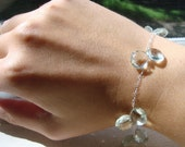 RESERVED for vanillaberries- Fresh bracelet