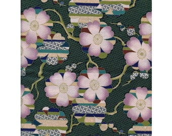 Chirimen fabric from Japan