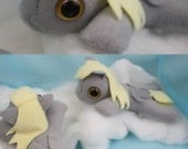 My Little Pony Friendship is Magic Derpy Filly Plush