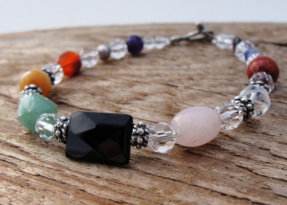 Gemstone Bracelet-Guardian-Protection