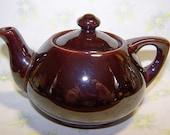 FREE SHIPPING Porcelain Teapot Circa 1960's