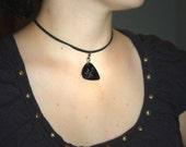 Detachable pick necklace
