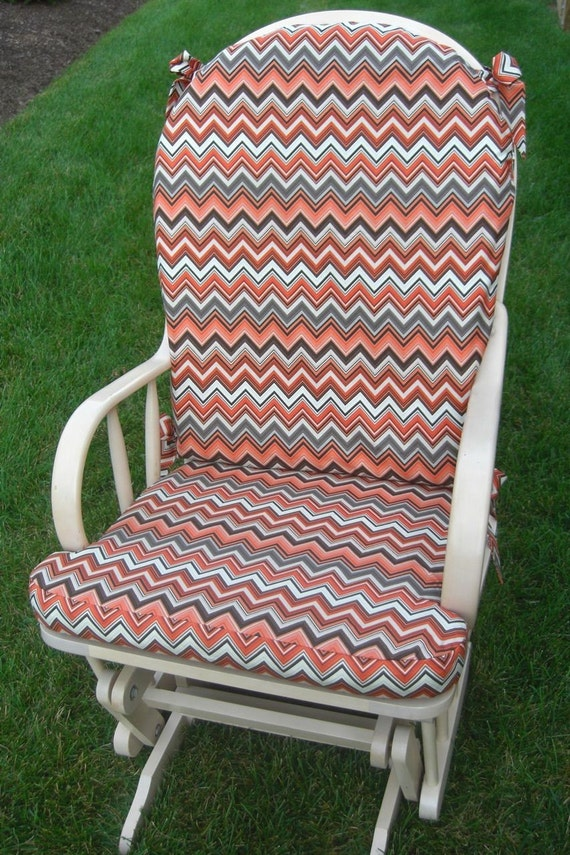 Round Top Rocking Chair Slipcover