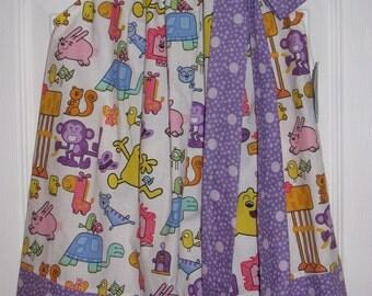 CLEARANCE - Wow Wow Wubbzy Pillowcase Dress Size 3