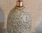 hand sanitizer / stone vessel