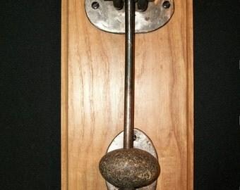 STONE door knocker