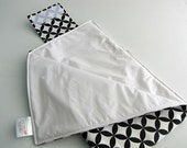 Diaper Changing Pad Roll Up - Choose From Fabric Selection - Made to Order