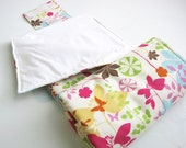 Diaper Changing Pad Roll-Up - You Choose the Fabric From Fabric Selection