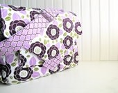 Custom Large Messenger Style Diaper Bag - Choose From Fabric Selection - Made to Order