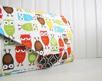 Diaper Clutch - Diaper Pouch - Custom